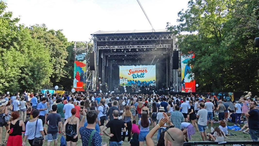 Summer Well 2019 la Domeniul Știrbey