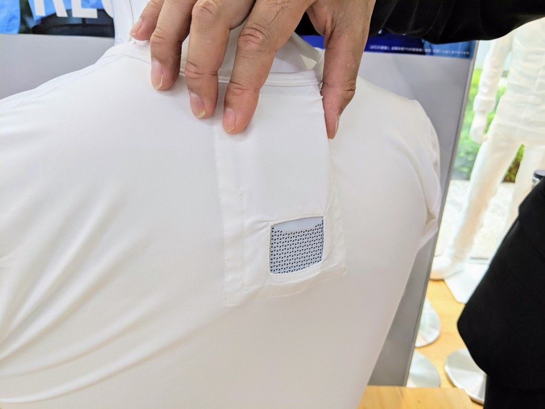 Reon Pocket, aer condiționat de buzunar de la Sony