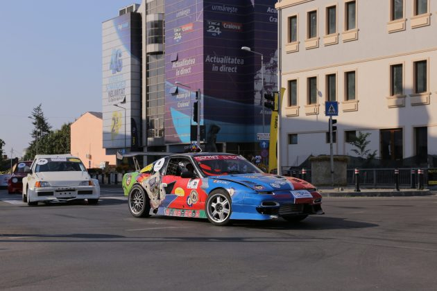 Super Rally închide centrul Craiovei vineri şi sâmbătă