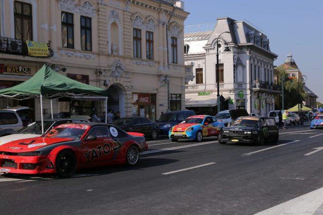 """Două zile de """"Super Rally"""". Craiova va găzdui, vineri şi sâmbătă, a doua etapă a Campionatului Național de Super Rally."""