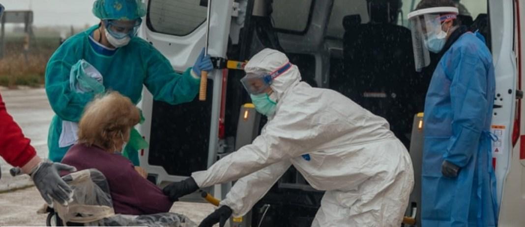 În România, bilanţul deceselor de coronavirus a ajuns, în această seară, la 1305