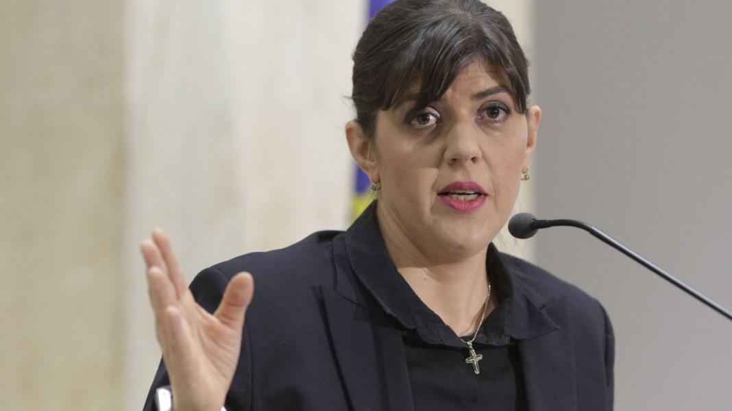 Procurorul public european, Laura Codruţa Kovesi, a fost desemnată joi de publicaţia londoneză Emerging Europe drept personalitatea publică a anului