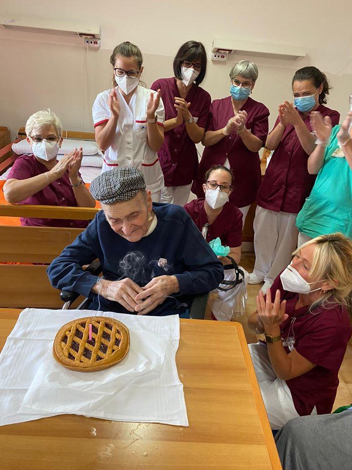 Leonello Bolognesi, un italian de 105 ani, a învins noul coronavirus