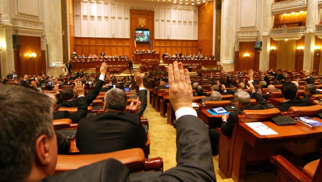 Moţiunea de cenzură a PSD va fi citită joi