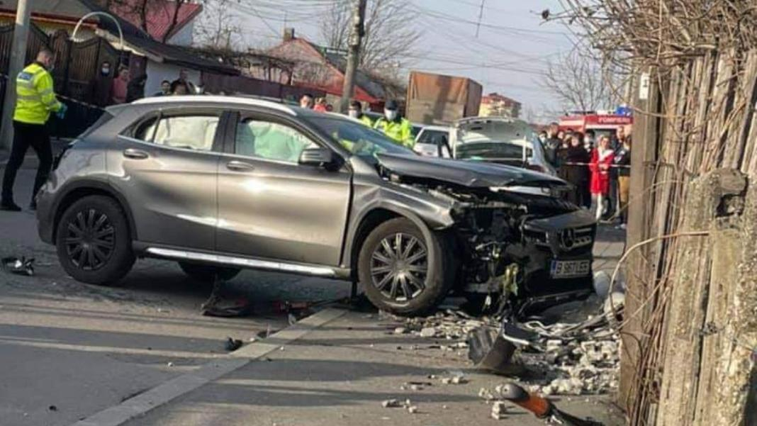 Șoferița care a ucis două fete în Sectorul 2, reținută 24 de ore