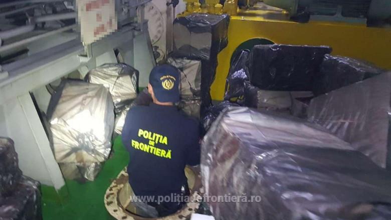 Polițiști și vameși, implicați în contrabandă cu parfumuri contrafăcute