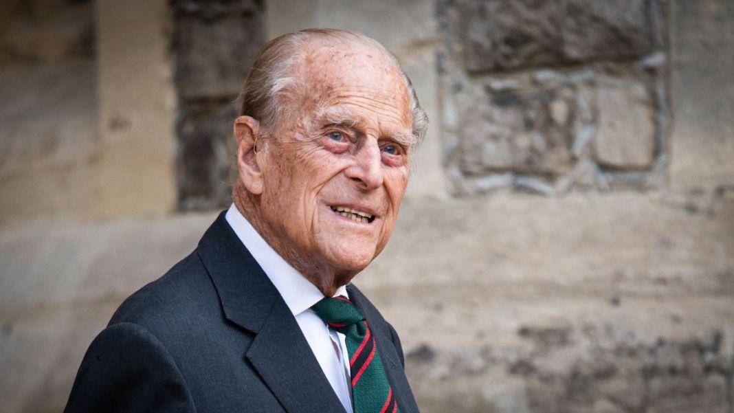 Prințul Philip al Marii Britanii, mutat la alt spital londonez