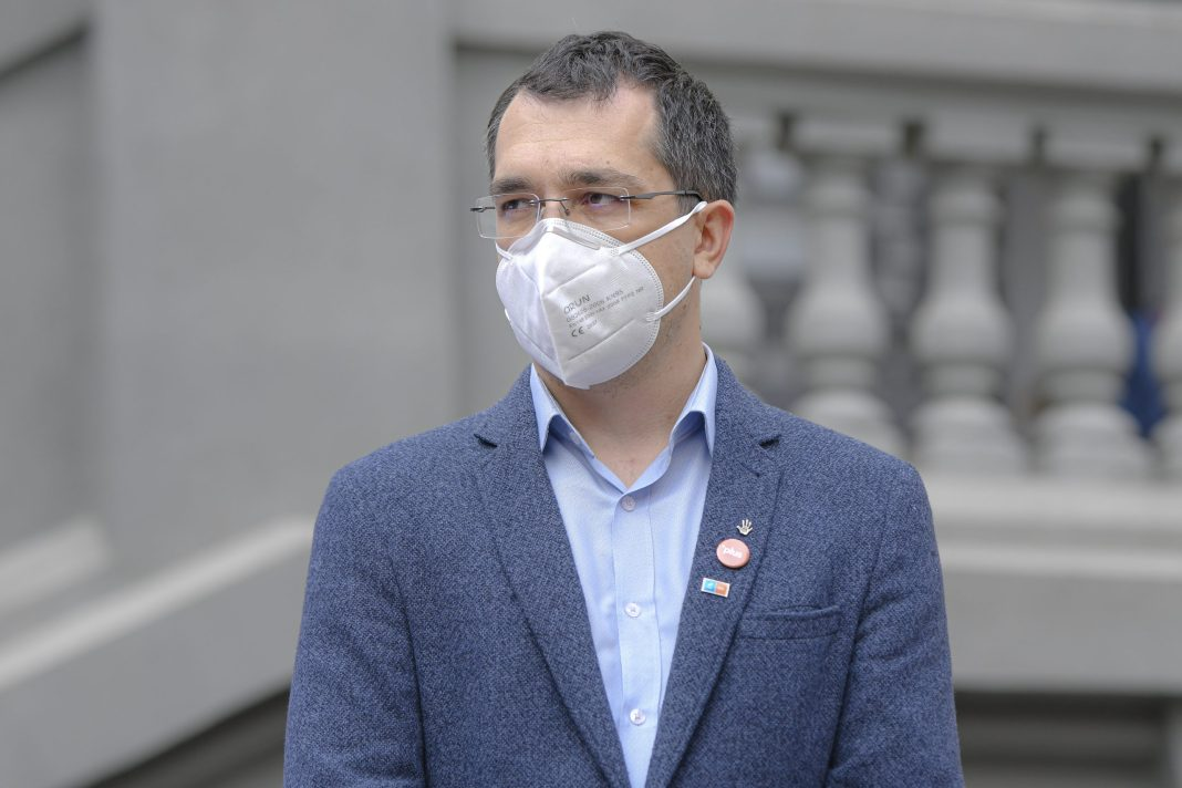 Vlad Voiculescu: Eu sunt în continuare şocat