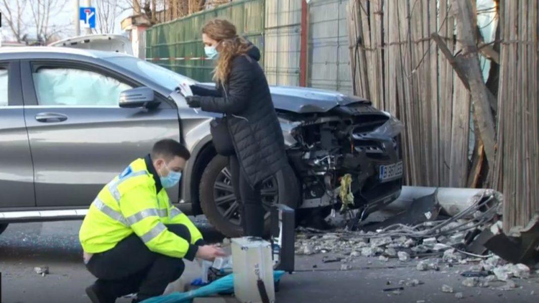 Femeia care a accidentat mortal două fete pe trotuar în Capitală, trimisă în judecată