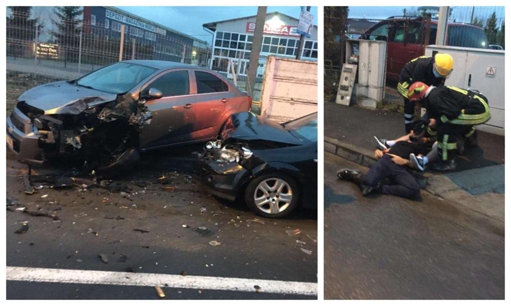 Fiul lui Sever Mureșan, arestat după ce a lovit 12 mașini în Brașov