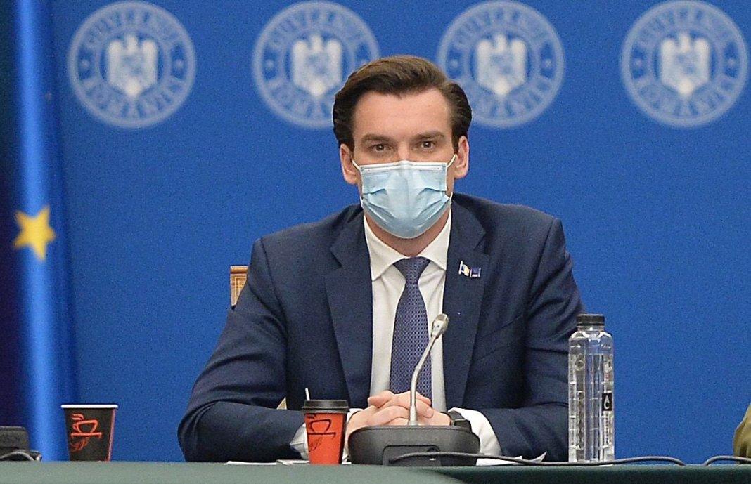 Andrei Baciu:Faţă de săptămâna trecută, s-a finalizat transportul către Vietnam de 300 de mii de doze de vaccin AstraZeneca