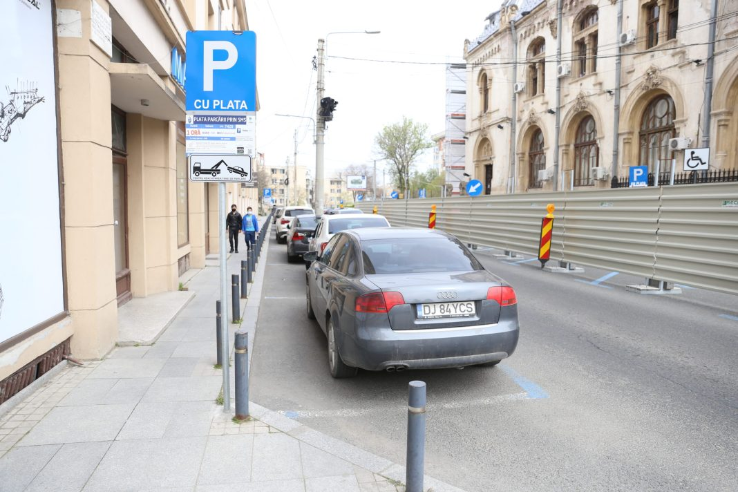 Pe străzile Romul şi Nicolaescu Plopşor din centrul Craiovei va fi amplasată câte o staţie de încărcare rapidă pentru autovehicule electrice, cu trei puncte de încărcare