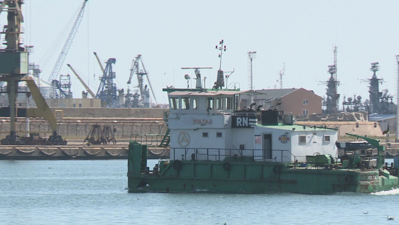 Comandant român, mort pe navă, nu poate fi repatriat