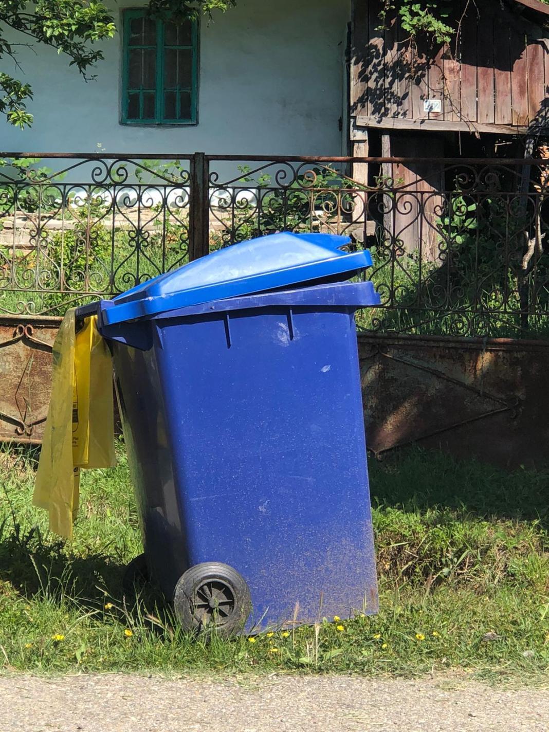 Un nou operator de salubrizare prestează serviciul de colectare, transport și depozitare a deșeurilor de pe raza a 35 de comune gorjene