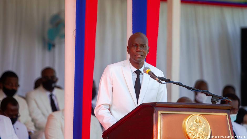 Preşedintele haitian, asasinat cu focuri de armă