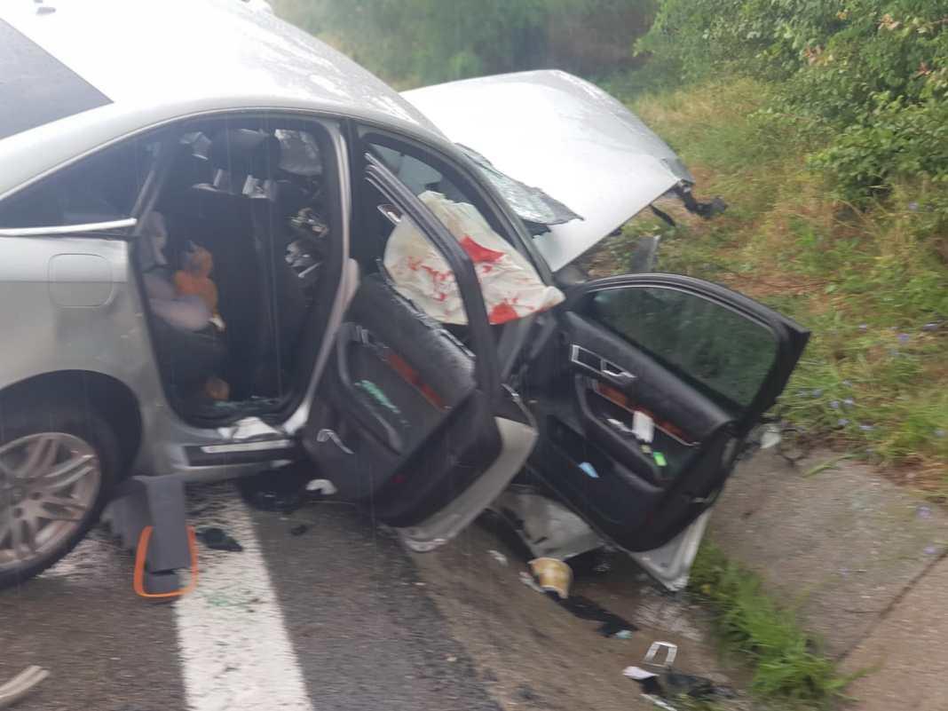 Accident mortal în Vâlcea