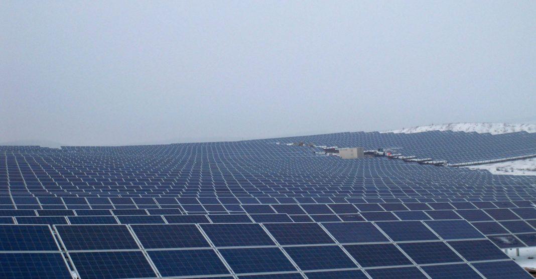 CEO vrea să construiască 8 parcuri fotovoltaice