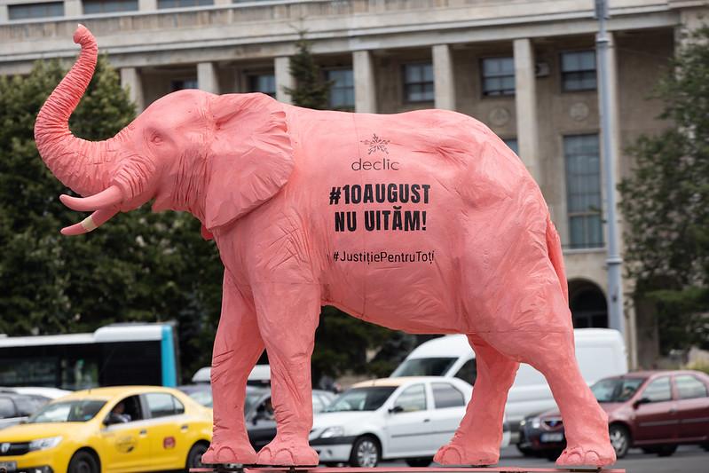 Mai multe ONG+uri vor ajunge astă searăîn Piața Victoriei, locul unde acum 3 ani protestul celor care au denunțat abuzurile PSD a fost reprimat violent de Jandarmerie