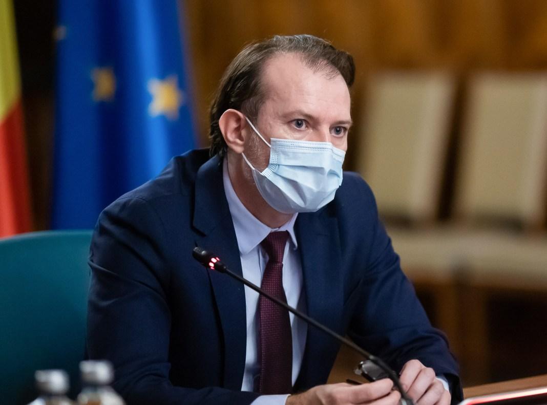 Florin Cîţu: Valul patru este al celor care nu se vaccinează