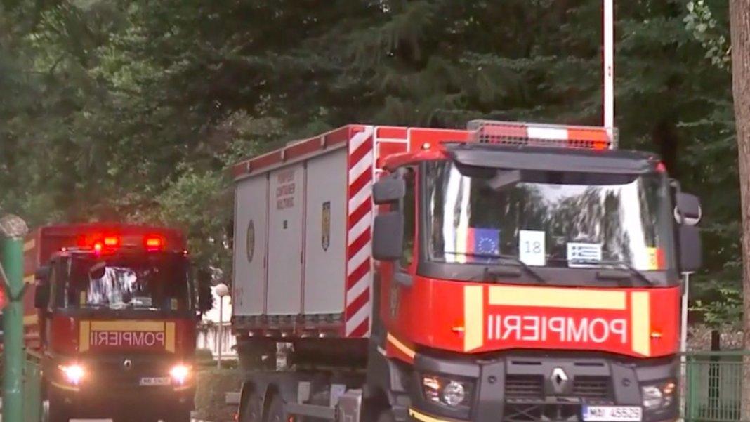 142 de pompieri români vor pleca în Grecia pentru a ajuta la stingerea incendiilor