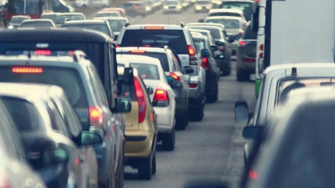 Valori ridicate de trafic pe DN 1, între Braşov şi Ploieşti
