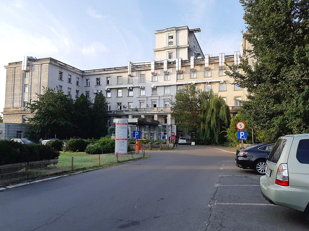 Pacientul era internat pe secția de Gastroenterologie a Spitalului Fundeni