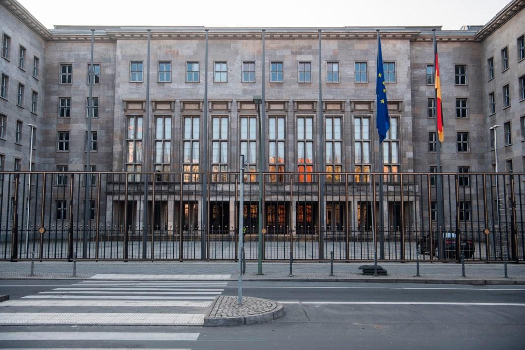 Ministerul de Finanțe din Berlin (Foto: John MacDougall/AFP/Getty Images)