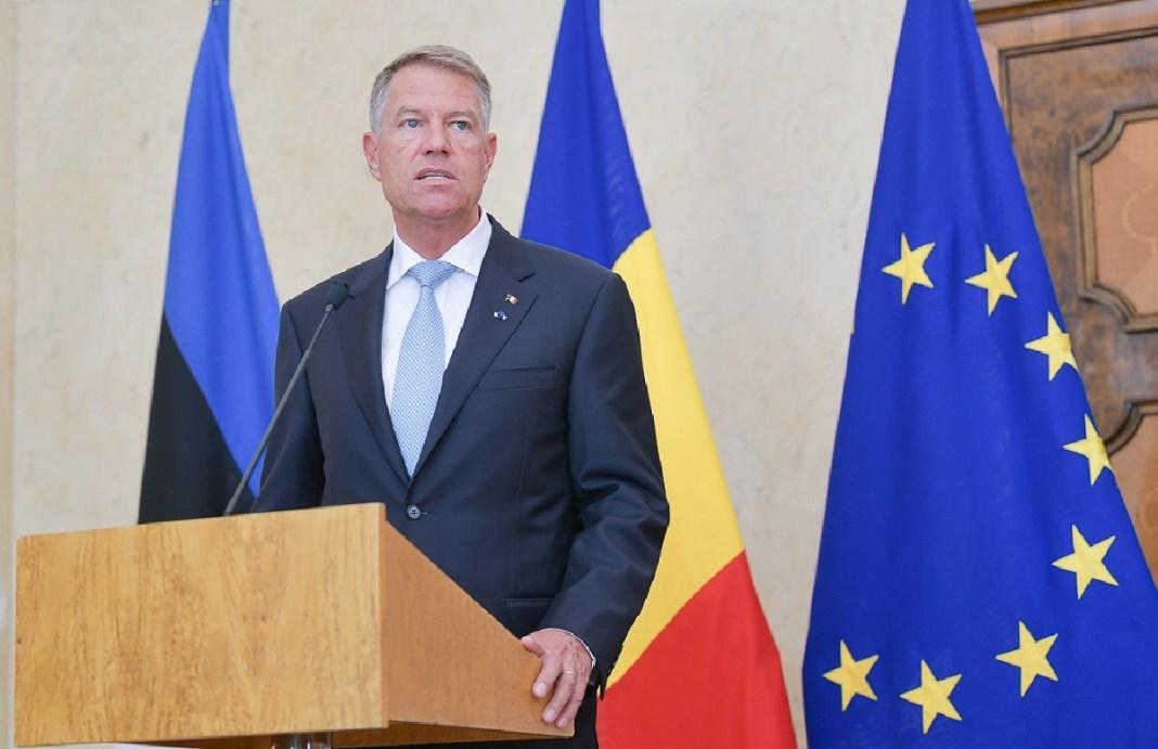 """Iohannis: Va fi găsită """"o soluție bună"""" pentru actuala criză guvernamentală"""
