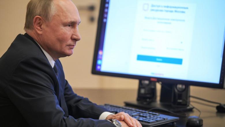 Alegeri legislative în Rusia: Comisia electorală denunţă atacuri informatice din străinătate