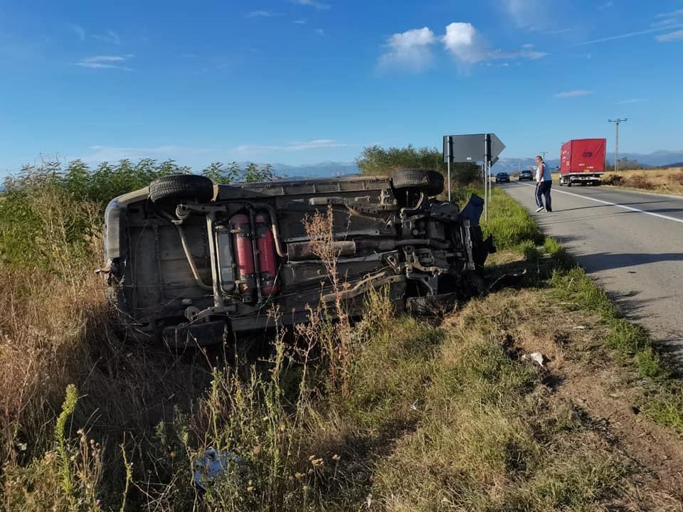 Un bărbat a murit într-un accident la Câmpu Mare