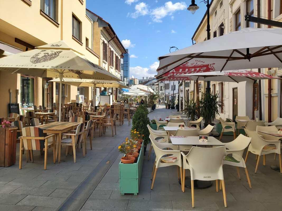 Restaurantele și cafenelele din Craiova se tem că își vor pierde clienții