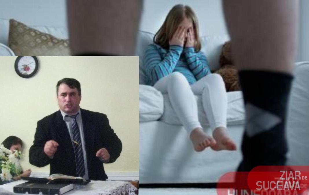 Pastorul și-a abuzat copiii (Foto: Ziar de Suceava)
