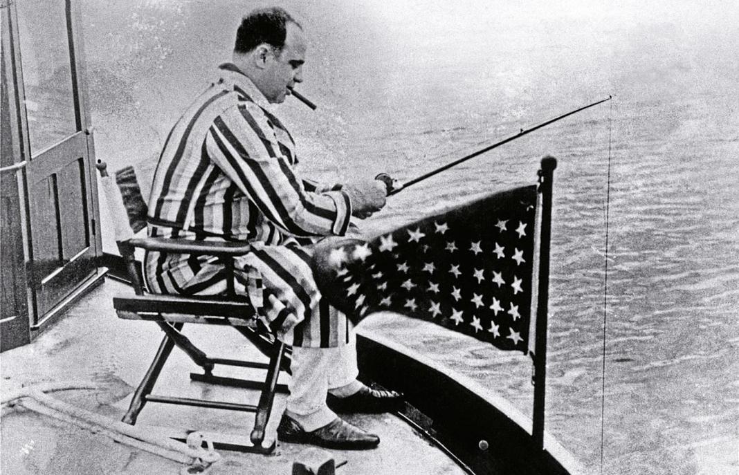 Unde și-a ascuns Al Capone toată averea