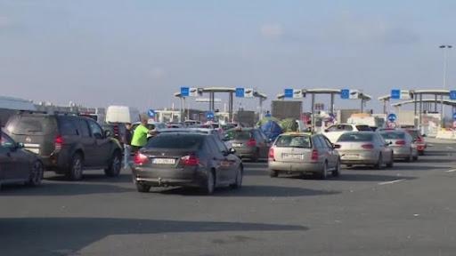 Aproximativ 135.000 de persoane au trecut prin punctele de frontieră, în ultimele 24 de ore