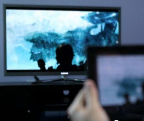 S-a dovedit ştiinţific: Uitatul prea mult la televizor chiar te face mai prost
