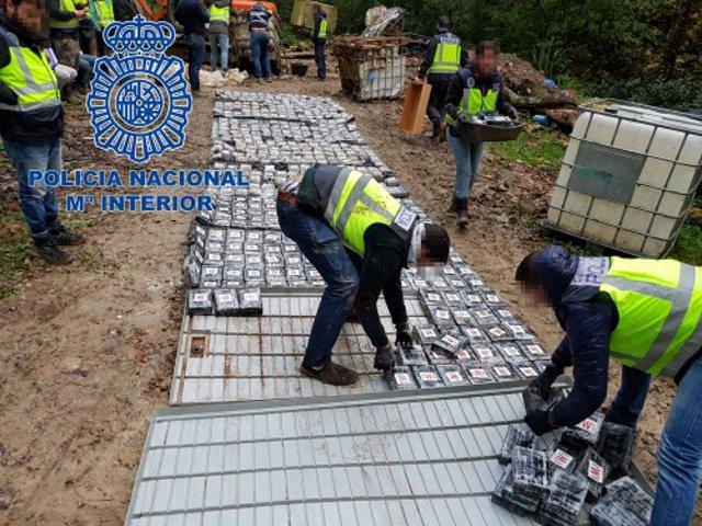 Cea mai mare reţea de trafic de cocaină din Europa, dezmembrată de poliţia spaniolă