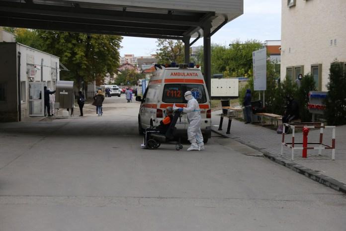Spitalul militar din Craiova devine unitate suport COVID-19