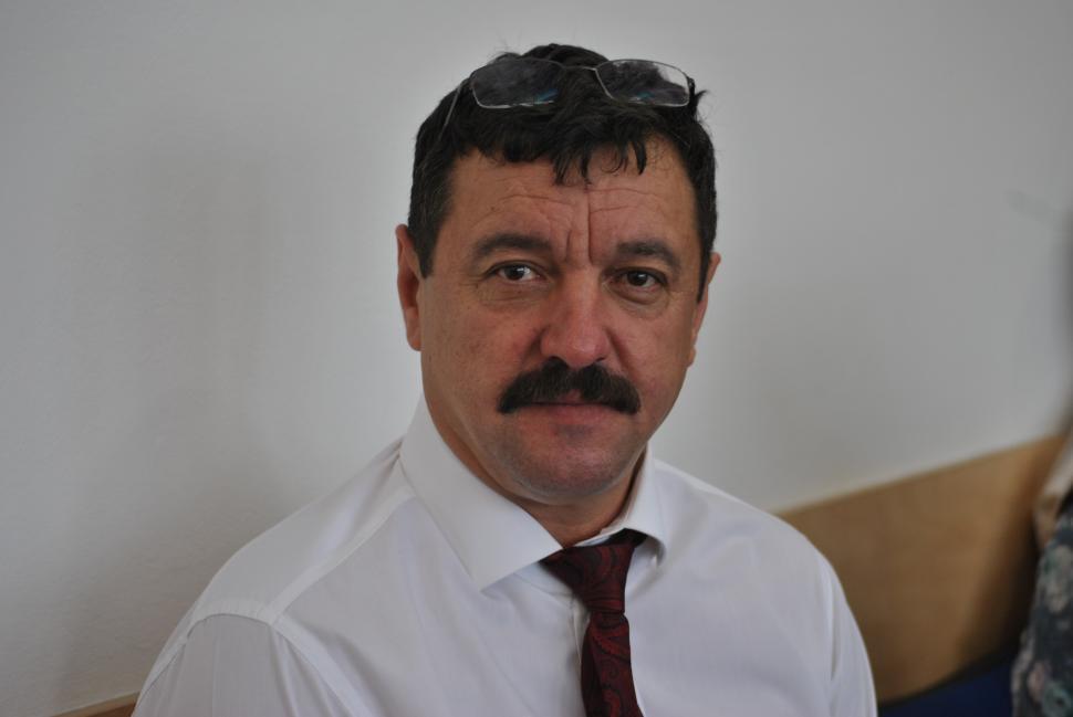 Târgu Jiu: Marian Rotaru, directorul