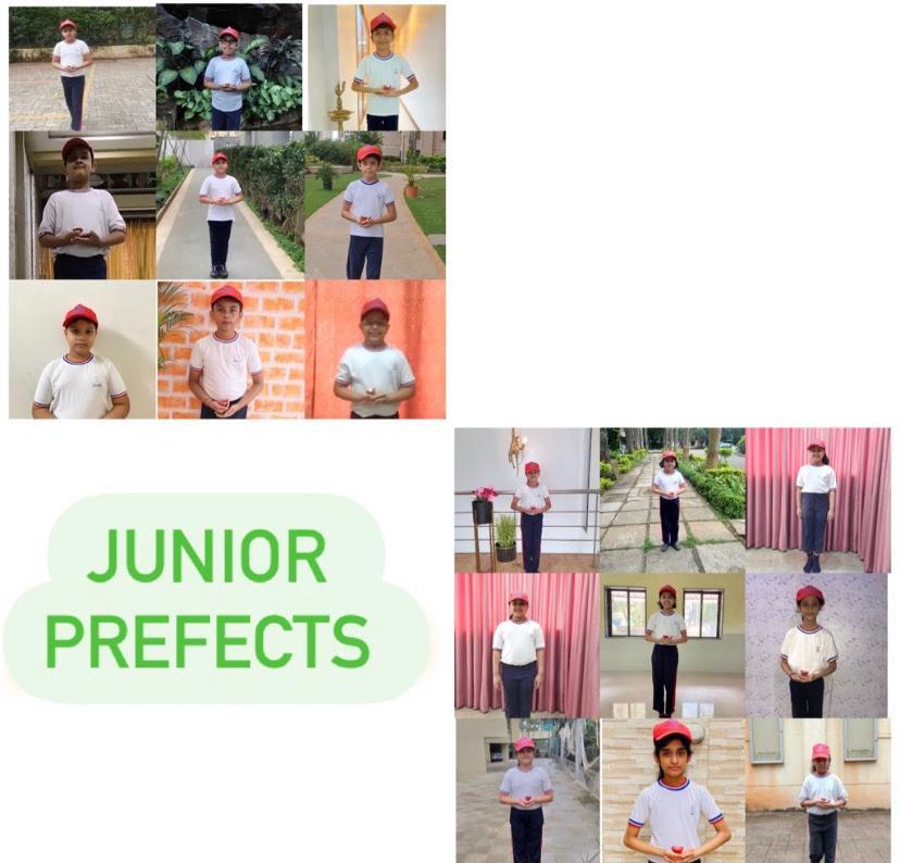 Junior Investiture Ceremony 2021