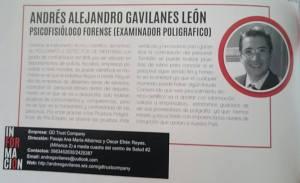 Andrés Gavilanes
