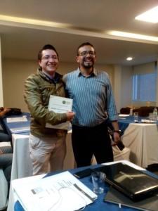 del 14 al 17 del mes de Marzo nuestro Gerente General Andres Gvailnaes culmina con la capciutacion junto a Rodolfo Prado reconocido Poligrafista a Nivel Mundial