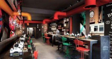 Buffalo Grill: Le Cowboy Relance le Burger en Centre-Ville