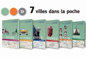 Michelin lance une nouvelle collection de Guides pour les 18-35ans