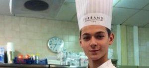 Le fils de Valérie Trierweiler, Léonard, a refusé de participer à « Top Chef » sur M6