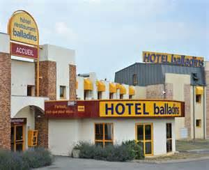 Mérignac: Nouvelle Franchise Hotel Balladins