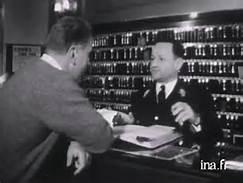 Elie, réceptionniste au Carlton en 1958