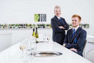 Un diplôme pour les métiers du vin à l'institut Le Cordon Bleu Paris