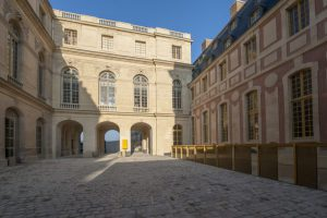 Stéphane Duchiron prend les fourneaux du café contemporain d'Ore au château de Versailles
