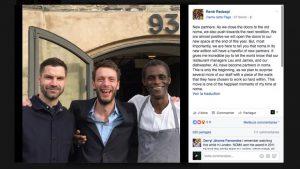 Le Plongeur du Meilleur Restaurant du Monde en devient le Co-Propriétaire