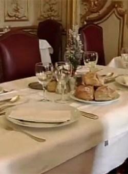 Au Sénat, les repas gastronomiques ne coûtent que… 16,45 euros par personne
